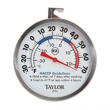 Taylor® Fridge/Freezer Thermometer - RFS396/5994
