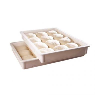 "Cambro®Pizza Dough Box, White, 18""x26"" - RFS025/DB18263P148"