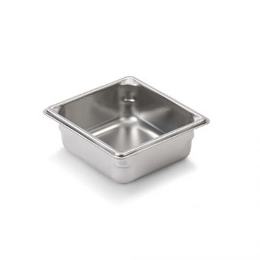 "Vollrath® Super Pan V®¢ Stainless Steel Steam Pan, 1/6 Size, 2.5"" Deep - RFS1900/30622"