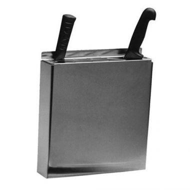 Johnson-Rose® Knife Holder, Stainless Steel- RFS100/5500