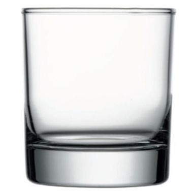 Pasabahce® Side-Heavy Old Fashioned Glass, 10.5 oz - PG42884 - Case of 12