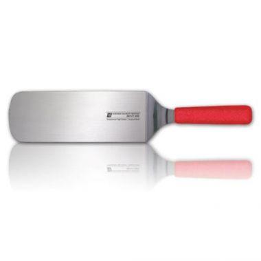 CCI® Stainless Steel Turner w/Polypropylene Handle, Red - RFS1026/86121-204