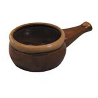 Johnson-Rose® Onion Soup Bowl, Brown, 12 oz- RFS100/7998