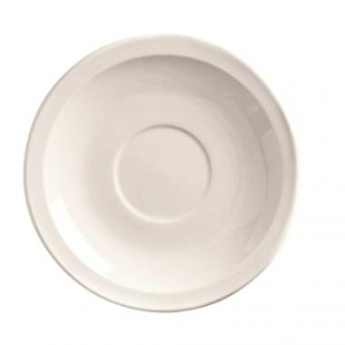 "World Tableware® Porcelana Saucer, White, 4.75"" (3DZ) - RFS663/840-245-107"
