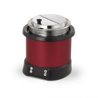 Vollrath® Induction Rethermizlier, Red, 7 Qt - RFS1900/7470140