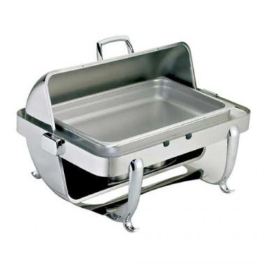 Browne® Octave™ Stainless Steel Chafer, Full-Size, 9 Qt- RFS016/575170