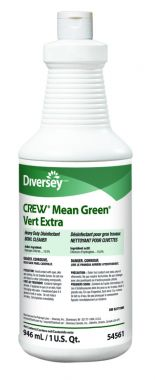 Diversey™ Crew® Mean Green Toilet Bowl Cleaner - 12/Case