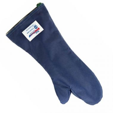 "Tucker Safety Products® Burnguard™ QuickKlean™ Oven Mitt, 18"" - RFS295/56182"