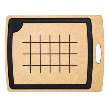 """Epicurean®Carving Board, Natural/Slate, 19.5""""x15"""" - RFS255/005-20150102"""