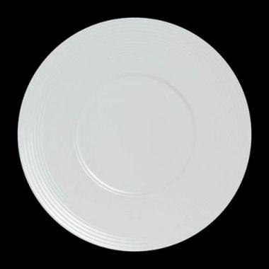 "Steelite® Virtuoso Wide Rim Plate, White, 11.75"" - RFS066/6305P699"