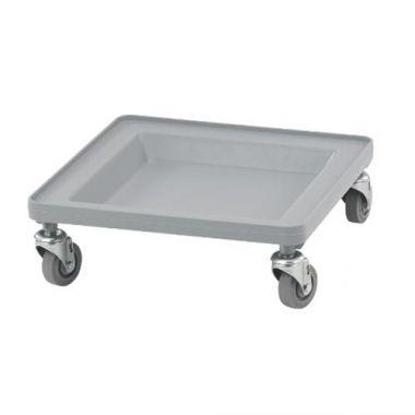 Cambro® Camdolly Dish Rack Dolly, Soft Gray - RFS025/CDR2020151