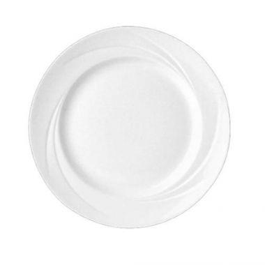 """Steelite® Alvo™ Appetizer/Dessert Plate, White, 8"""" - RFS066/9300C504"""