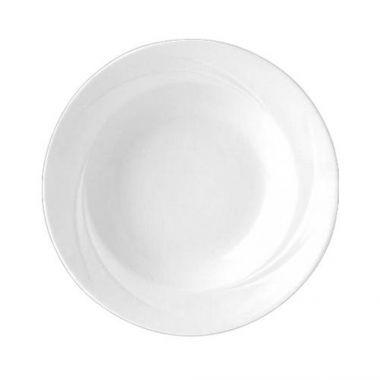 """Steelite® Alvo™ Rimmed Soup Bowl, White, 9.5"""" - RFS066/9300C510"""