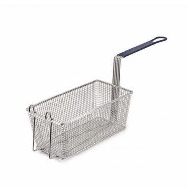 """Quest® Fryer Basket for MV40TC, 13"""" x 6.5"""" x 5"""" - RFS2163/153-BMV40TC"""