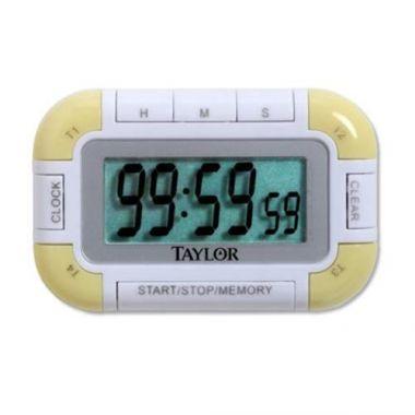 Taylor® Pro Digital 4 Event Timer - RFS396/5862
