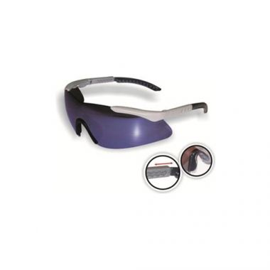 Regional Safety Inc® Phantom Safety Glasses - RFS1028/EP1012CBK