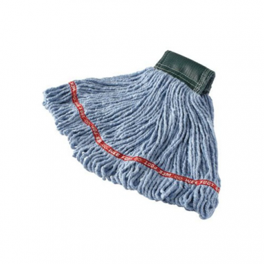 Rubbermaid® Web Foot® Mop, Blue, 20 oz - RFS152/FGA15206BL00