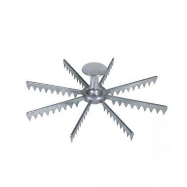 Browne® Aluminum Pie Cutter, 8 Cut - RFS016/575108