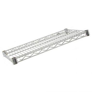 """Tarrison® PolySeal Wire Shelf 21"""" x 60"""" - RFS143/TS-S2160Z"""
