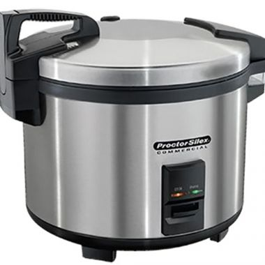 Panasonic® Commercial Rice Cooker, 23 Cups Uncooked - RFS651/SR-42HZP