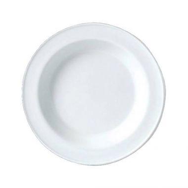 "Steelite® Simplicity Rimmed Soup Plate, 8.5"" - RFS066/11010215"