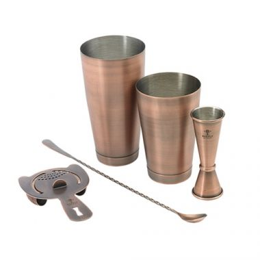 Barfly® Basics Set, Antique Copper - RFS1196/M37101ACP