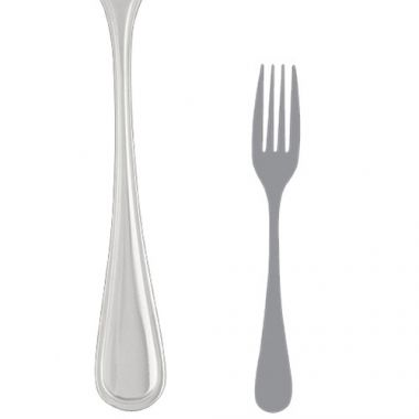 Steelite® Montecito Dinner Fork, Stainless Steel - RFS066/5700SX022
