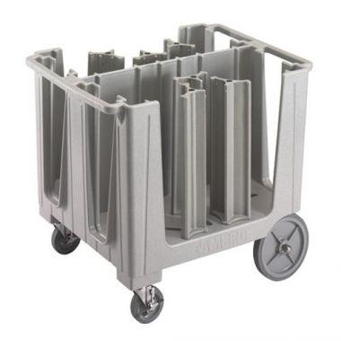 Cambro® S-Series Adjustable Dish Caddy, Grey- RFS025/ADCS480