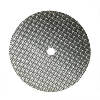 Omcan® Mesh Filter/Screen for TRD110 Pasta Extruder - RFS141/16287