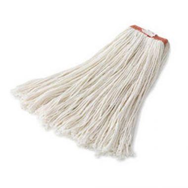 Rubbermaid® Mop Head, White, 20 oz - RFS152/FGF11700WH00