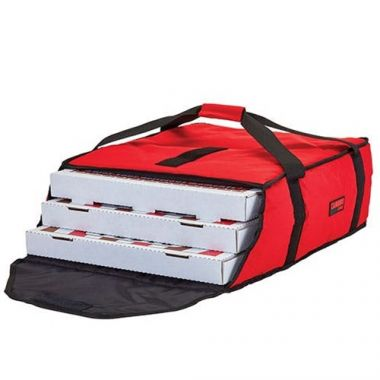 Cambro® GoBag™ Medium Pizza Delivery Bag, Black - RFS025/GBP318110
