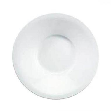 """Churchill® Art de Cuisine™ Rolled-Edge Dessert Plate, White, 11"""" (6/CS)- RFS1063/ZCAPODP1"""
