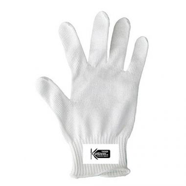 Tucker Safety Products® KutGlove™ Cut Resistant Glove, White, Medium, 13 Gauge  - RFS295/94513