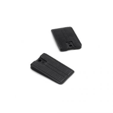 "Thermor® Wobble Wedges® Soft Installation Shims, Black, 2"" x 1.1"" (12PK) - RFS929/494SC"