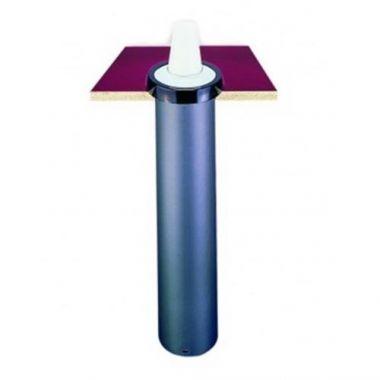 "San Jamar® One-Size-Fits-All EZ-Fit® Dispenser For 8 to 46 oz Beverage Cups, 23.25""- RFS702/C2410C"