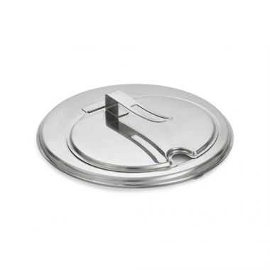 Vollrath® Contemporary Hinged Inset Cover, for 11 1/4 Qt - RFS1900/47494, Free Shipping in Canada. Shop Linen Plus