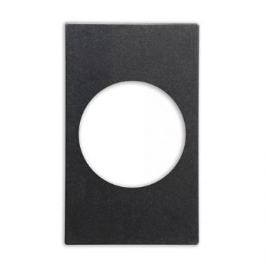 Vollrath® Miramar®¢ Steam Table Pan Template / Adaptor Plate w/ 1 Round Cutout, Night Sky - RFS1900/8242110