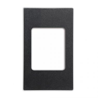 Vollrath® Miramar®¢ Steam Table Pan Template / Adaptor Plate w/ 1 Rectangular Cutout, Night Sky - RFS1900/8242810