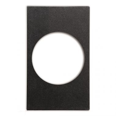 Vollrath® Miramar®¢ Steam Table Pan Template / Adaptor Plate w/ 1 Round Cutout, Night Sky - RFS1900/8243510
