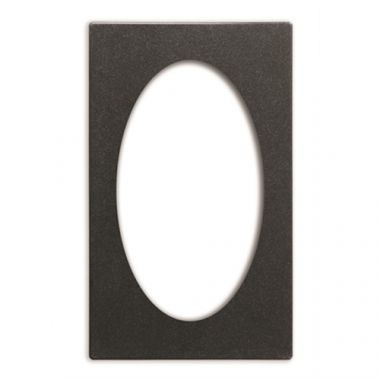 Vollrath® Miramar®¢ Steam Table Pan Template / Adaptor Plate w/ 1 Oval Cutout, Night Sky- RFS1900/8243610