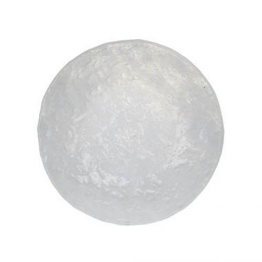 Steelite® Glass Catherine Hurand Serving Bowl, White, 46 oz - RFS066/6535B434