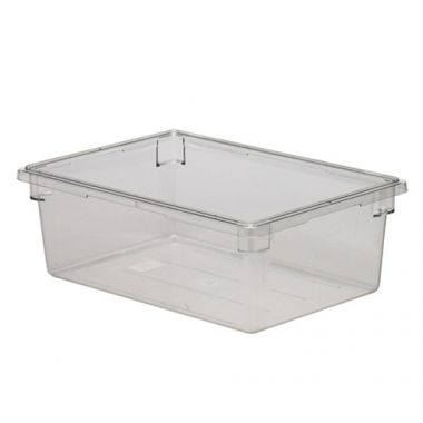 "Cambro® Camwear Food Box, Clear, 18"" x 26"" x 9"" - RFS025/18269cw135"
