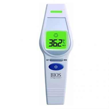 BIOS Professional® Fever Glow™ Non-contact Digital Forehead Thermometer - RFS929/275DI