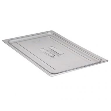 Cambro® Camwear Food Storage Pan Cover w/ Handle, Full Size - RFS025/10cwch135