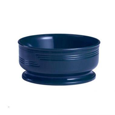 Cambro® Camwear® Shoreline Collection Delivery Ware Bowl, Navy Blue, 16 oz  MDSB16497- RFS025/MDSB16497