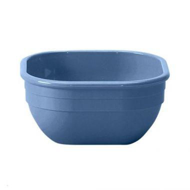 Cambro® Camwear™ Square Bowl, Blue, 9.4 oz - RFS025/10CW401