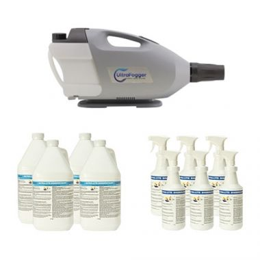 UltraMist® UltraFogger™ Electro Chemically Activated Sanitizing Fogger Package - RFS839/UM-ULF