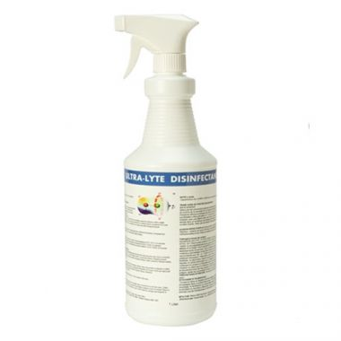 UltraMist® EnviraMist™ Electro Chemically Activated Sanitizer, 950 ml - RFS839/UM-RTU500-1