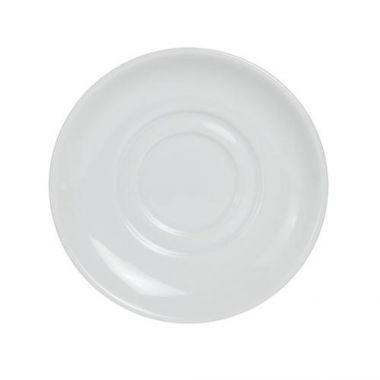 """Steelite® Avalon™ Stacking Cup Saucer, 5.75"""" (3DZ) - RFS066/61101ST0272"""
