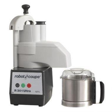 Robot Coupe® R 301 Ultra Combination Food Processor, S/s Bowl - RFS153/R301U